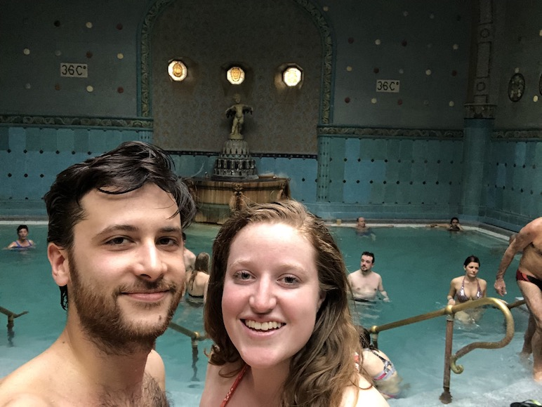How to Do the Gellert Baths In Budapest Like a Pro